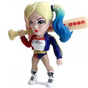 DC Suicide Squad Harley Quinn Metals Die Cast
